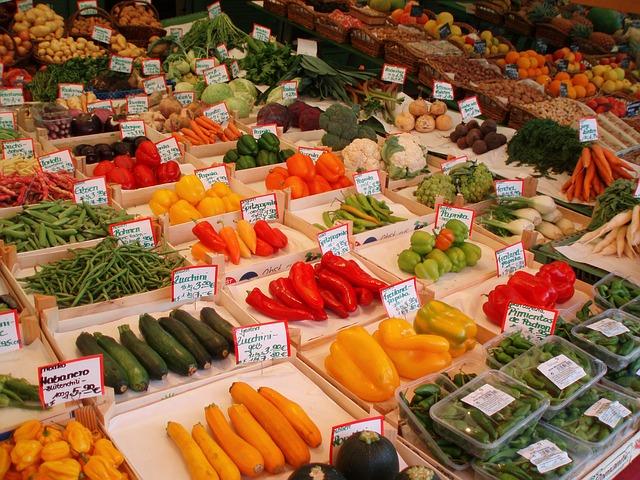 Histamine and supermarket